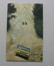 1979 Citroen Le Double Chevron Magazine No. 55 -Near Mint