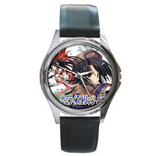 Nakoruru Ultimate leather wrist watch Samurai Shodown