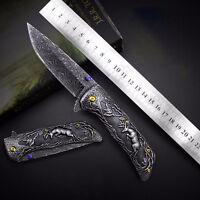 746 couteau de chasse-couteau tactique-POCHE-CHASSE-SURVIE-TACTIQUE-pêche-sport