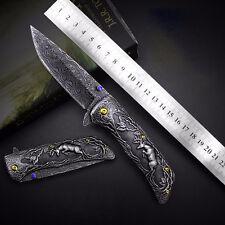 9/couteau de chasse-couteau tactique-COUTEAU POCHE-CHASSE-SURVIE-TACTIQUE-chasse