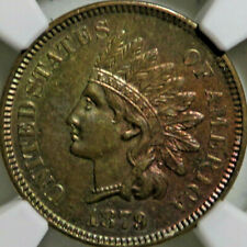 1879 Indian Head Cent [NGC Uncirculated Details]