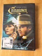Chinatown Dvd with Jack Nicholson and Faye Dunaway - New/Unopened