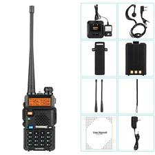 """BAOFENG 1.5"""" LCD 5W Three Band Professional Walkie Talkie with LED Flashlight"""