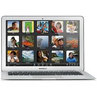Apple MacBook Air 13.3 Laptop Intel Core i5 1.8GHz 8GB RAM 128GB SSD MD231LL/A