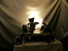 Sachtler Reporter 650HS Scheinwerfer 3 Stück im Case Foto Video Event         jh