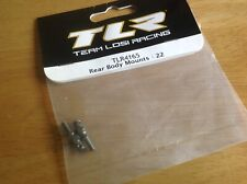 Losi TLR 2WD 1:10 Buggy 22 2.0 Rear Body Mounts TLR4165 L22®