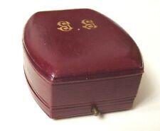 Ancien écrin boite pour montre de col ou pendentif vers 1920