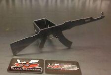"AK47 Hitch Cover - 1/8"" Steel - Tow Towing Reese Custom Gun Rifle 2nd Ammendment"