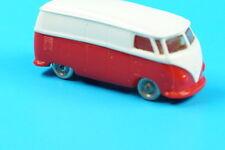 LEGO 1/87  Bulli T1 VW Bus - Transporter rot,weiß  (F107