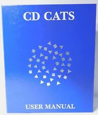 Audio Development User's Manual CD CATS BR1 Birefringence Analyzer