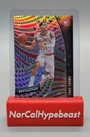 2020-21 Panini Revolution Basketball Trae Young #65 Astro Parallel Hawks