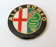 Stemma Fregio Emblema  Logo ALFA ROMEO 74 mm 145 146 147 156 159 GIULIETTA MITO