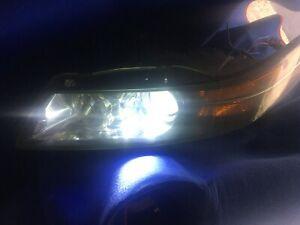 XENON HID HEADLIGHT 2007-2008 ACURA TL LEFT DRIVER LH OEM COMPLETE LAMP LIGHT