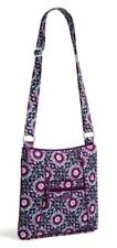 Vera Bradley Hipster Crossbody Bag Purse in Lilac Medallion NWT