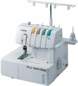 BROTHER 2340CV Cover Stitch Machine with 1,2 or 3 Thread Stitching.