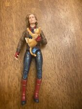 hasbro marvel legends captain marvel figure movie line
