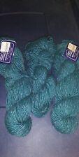 Green Mountain Spinnery Wool/mohair yarn