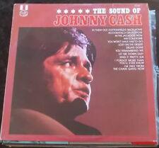 JOHNNY CASH The Sound Of Johnny Cash LP