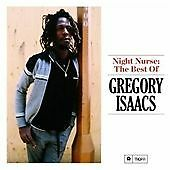 GREGORY ISAACS - NIGHT NURSE - THE VERY BEST OF GREATEST HITS COLLECTION CD NEW