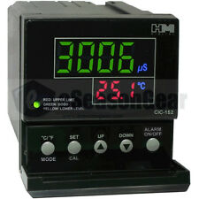 HM Digital CIC-152-N Dual TDS/EC Controller with Sensors, NaCl conversion factor
