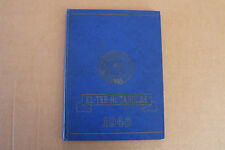 1946 Yearbook - Lyons Township High School, La Grange Illinois, Tabulae