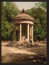 Templo de Bosco Roma A4 Foto Impresión