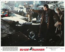 Blade Runner lobby cards - Harrison Ford, Daryl Hannah - repro set of 8