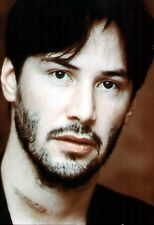 KEANU REEVES 8 X 10 COLOR PHOTOGRAPH