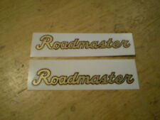 Roadmaster Bicycle Decals Style #A