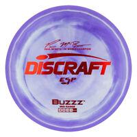 Discraft Disc Golf Midrange ESP Buzzz Paul McBeth Signature 177+  - Colors Vary