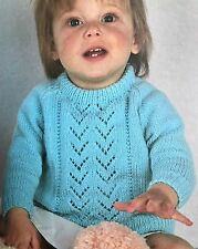 1b6be35991b3 Baby 4 Ply Sweaters Patterns