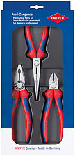 Knipex 002011 Assembly Pack Pliers Set - 3 Piece
