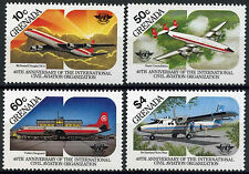 Aviation Grenadian Stamps (1974-Now)