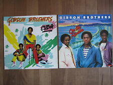 "2 LP´s GIBSON BROTHERS Sammlung ""TOPZUSTAND!"""