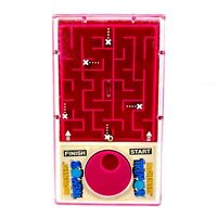Tomy Pocketeers Tremor Handheld Vintage Game 1975 Portable Travel Maze