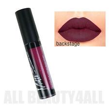LA Girl Matte Flat Finish Pigment Lip Gloss, Lipstick- GLG 844 Backstage