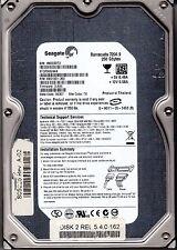 ST3250824AS p/n: 9BD133-303 sn: 4ND... fw: 3.AAE TK Seagate 250GB SATA AAA3