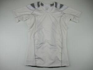 Medium Alignmed Posture Shirt 2.0 white short sleeve made in USA