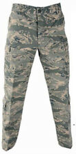 Genuine US Airforce Tigerstripe ABU Trousers Pants, Size 32S Twill