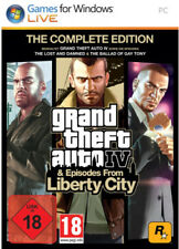 Grand Theft Auto IV Complete Edition [DE/EU] Steam GTA 4 CD Key PC Download Code