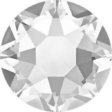 144 Strass Termoadesivi Swarovski Art.2078 Ss16/mm4 Crystal