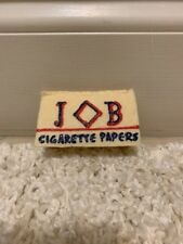 Lucy Sparrow Mart JOB Cigarette Papers Original Rare Pop art Rolling Papers