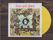 Lee Moses ~ Time And Place YELLOW COLOR Vinyl LP x/400 NEW MINT Limited Edition