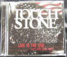 TOUCH STONE Live In The USA 2 CD (2010) East Coast West Coast