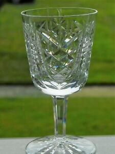 """WATERFORD CRYSTAL CLARE 4 3/8"""" PORT WINE GLASS STEM"""