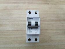 Siemens 5SX1 G6A Circuit Breaker