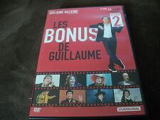 """DVD NEUF """"LES BONUS DE GUILLAUME GALLIENNE - VOLUME 2"""""""