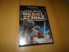 Star Wars Rogue Squadron III: Rebel Strike GameCube pal version new sealed