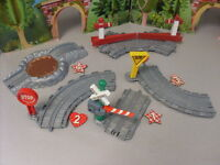 THOMAS THE TANK ENGINE - TAKE N PLAY - POINTS - CROSSING - MUDDY PUDDLES