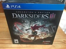 Darksiders III Collector's Edition PlayStation 4 PS4 Brand New